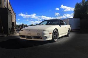 1989 Nissan 240SX S13 Hatch