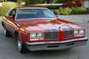 1976 Oldsmobile Cutlass SUPREME - TWO OWNER - 47K MILES