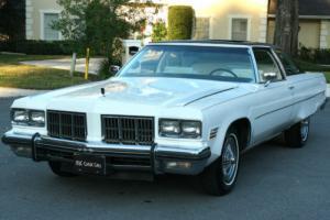 1975 Oldsmobile Ninety-Eight REGENCY