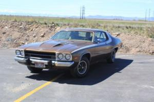 1973 Plymouth Road Runner Pro Street Photo