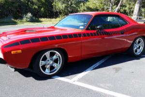 1974 Plymouth Barracuda Photo