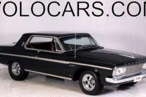 1963 Plymouth Sport Fury --