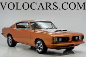 1967 Plymouth Barracuda -- Photo