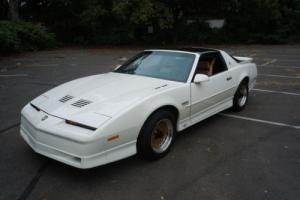 1989 Pontiac Firebird GTA SE Photo