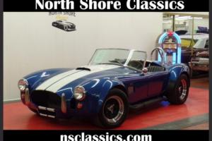 1966 Ford Other 427 REPLICA SHELBY COBRA-BORN IN 2003-SEE VIDEO