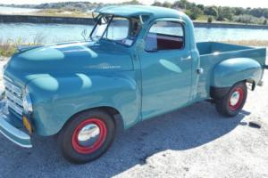 1953 Studebaker Pickup 2R5 Photo