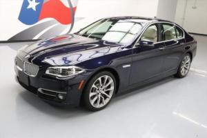 2014 BMW 5-Series 535I XDRIVE AWD SUNROOF NAV REAR CAM HUD