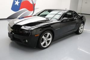 2010 Chevrolet Camaro 2LT RS HTD LEATHER SUNROOF 20'S Photo