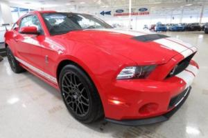 2014 Ford Mustang Shelby GT500 Coupe Sport Car RWD SHAKER Photo