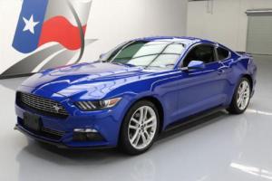 2017 Ford Mustang ECOBOOST PREM NAV CLIMATE LEATHER