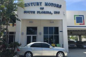 2003 Lexus LS 1 OWNER LEATHER LOADED LOW MILES NAV