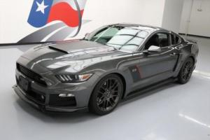 2015 Ford Mustang ROUSH STAGES/C NAV ACTIVE EXHAUST Photo