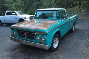 1964 Dodge Other Pickups D 100 Custom