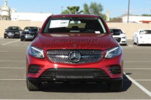 2017 Mercedes-Benz GLC GLC 300 4MATIC Coupe
