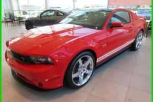 2011 Ford Mustang Photo