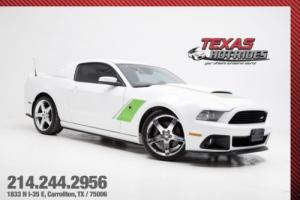 2014 Ford Mustang GT Roush Stage-3 Supercharged!