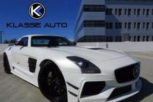 2011 Mercedes-Benz SLS AMG PD900GT Wide Body