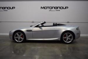 2010 Aston Martin Vantage Roadster