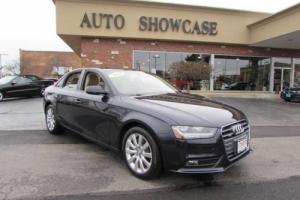 2014 Audi A4 Premium Quattro Navigation