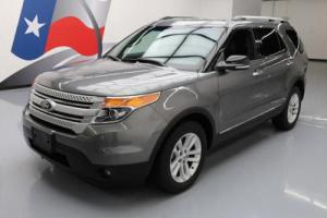 2014 Ford Explorer 7-PASS HTD LEATHER NAV REAR CAM