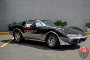 1978 Chevrolet Corvette Pace Car Photo