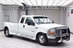 2000 Ford F-350 Lariat 7.3L 2WD Leather 5th Wheel SuperCab