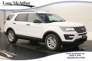 2017 Ford Explorer Photo