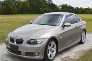 2009 BMW 3-Series 335i 2dr Convertible