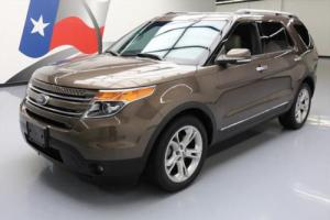 2015 Ford Explorer LIMITED 7-PASS NAV REAR CAM 20'S