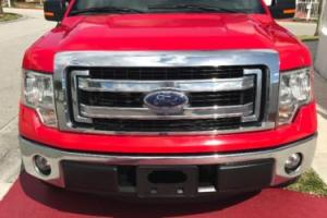 2013 Ford F-150 4 door crewcab