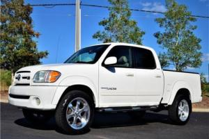 2004 Toyota Tundra LIMITED 4WD DOUBLECAB