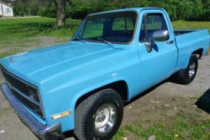 1984 Chevrolet Silverado 1500