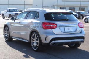 2016 Mercedes-Benz GLA 4MATIC 4dr AMG GLA 45 Photo
