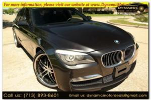 2010 BMW 7-Series 750i