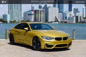 2015 BMW M4 --