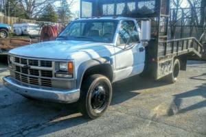 2000 Chevrolet Silverado 3500 LANDSCAPE, EQUIPMENT HAULER