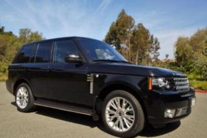 2012 Land Rover Range Rover Autobiography Photo