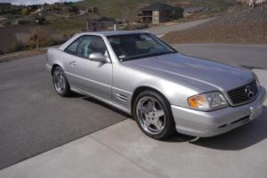2002 Mercedes-Benz SL-Class Photo