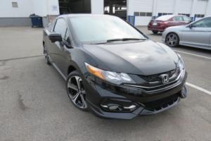 2014 Honda Civic 2dr Manual Si w/Navi