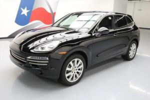 2014 Porsche Cayenne PLATINUM AWD SUNROOF NAV 20'S Photo