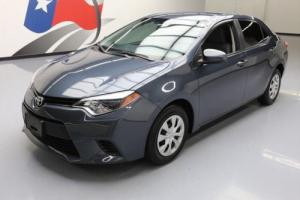 2014 Toyota Corolla L SEDAN 6-SPEED BLUETOOTH
