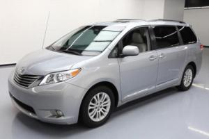 2014 Toyota Sienna XLE 8-PASS SUNROOF LEATHER NAV DVD!!