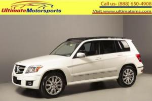 "2011 Mercedes-Benz GLK-Class 2011 GLK350 PANO LEATHER PWR SEATS 19""ALLOYS"