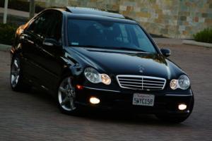 2007 Mercedes-Benz C-Class C230 SPORT / AMG