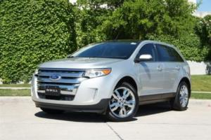 2013 Ford Edge LIMITED / NAVIGATION / PANORAMIC SUN ROOF