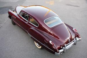 1949 BUICK SUPER SEDANETTE - standout post-war luxury fastback Photo
