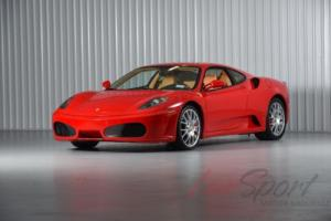 2007 Ferrari F430 Berlinetta F1 Coupe F1