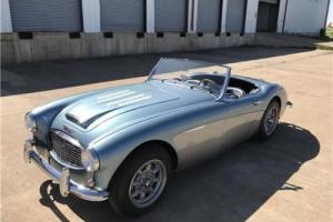 1958 Austin Healey 100/6 --