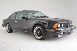 1987 BMW M6 --