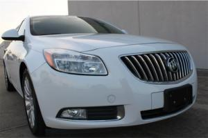 2011 Buick Regal CXL TURBO LEATHER HEATED STS PARK ASSIST FLEX FUEL Photo